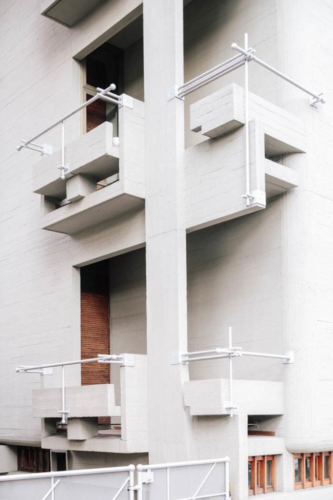 Edificio Residenziale Via Piagentina Firenze Leonardo Savioli